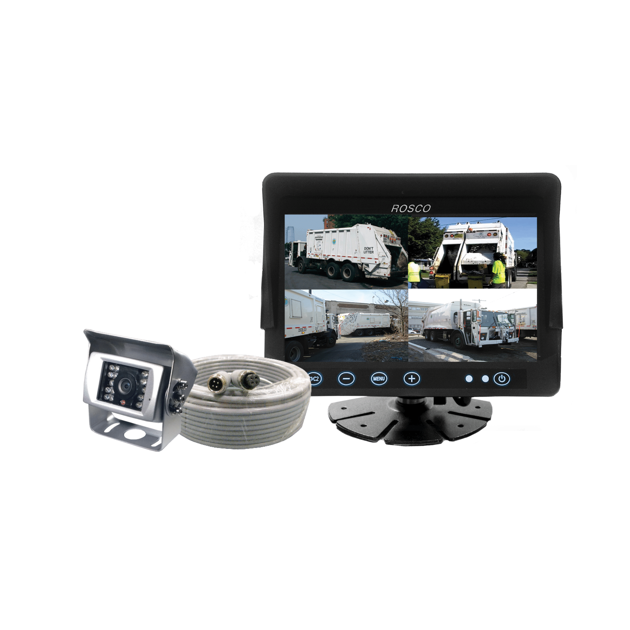 We're dealers and installers of commercial-grade vehicle GPS and camera equipment.